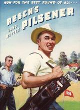 Resch's Long Bottle Pilsener
