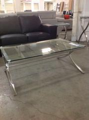 Don Lane glass top coffee table advertised on ebay - http://www.ebay.com.au/itm/Don-Lane-Glass-Coffee-Table-/321724968766